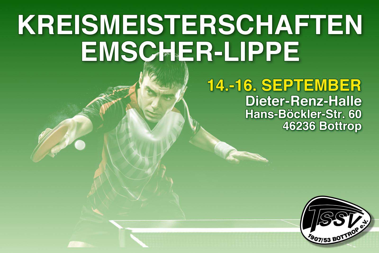 Kreismeisterschaften Emscher-Lippe 2018