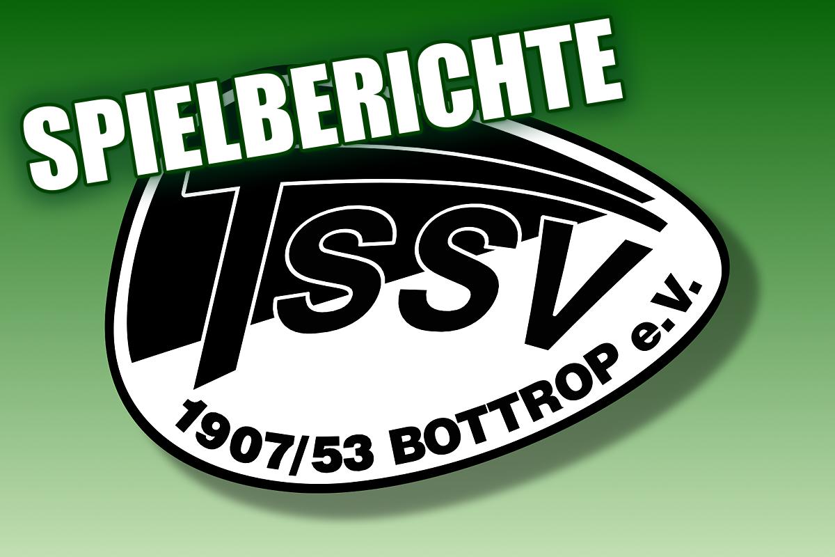 5. Spieltag der Mannschaften vom TSSV Bottrop – Saison 2018/2019 –