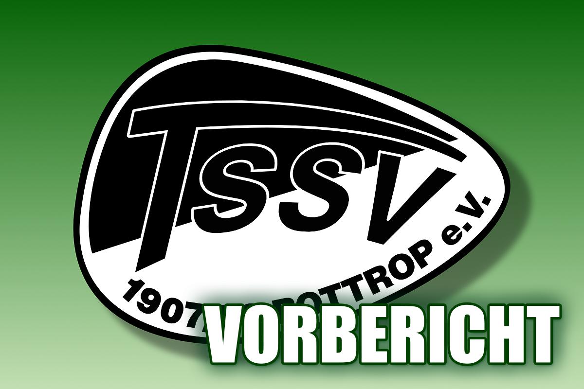 6. Spieltag der Mannschaften vom TSSV Bottrop – Saison 2018/2019 –